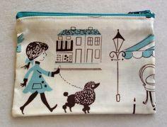 Poodle girl purse. Posted by Redlandspoodles.com
