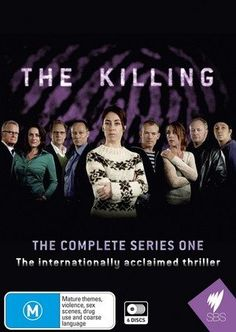 The Killing: The Complete Season 1 (Forbrydelsen) [PAL]