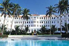 Polana Hotel, Maputo, Mozambique Maputo, Great Places, Places To See, Places Ive Been, Beautiful Hotels, Beautiful Places, Places Around The World, Around The Worlds, Colonial