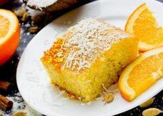 Bolo de laranja (Com a própria fruta!) - Receita do Dia