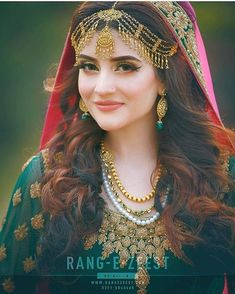 Pakistani Bridal Makeup, Bridal Mehndi Dresses, Pakistani Wedding Outfits, Bridal Dress Design, Wedding Dresses For Girls, Bridal Lehenga, Indian Bridal, Pakistani Mehndi, Pakistani Dresses