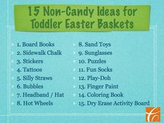 50 easter basket ideas that arent candy easter pinterest 50 easter basket ideas that arent candy easter pinterest basket ideas easter baskets and easter negle Choice Image