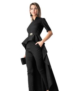 Black is always the right choice 🤩 www. Spring Summer, Dresses For Work, Shop, Black, Instagram, Style, Fashion, Dress Work, Swag