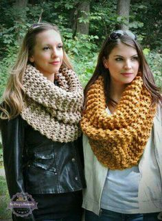 orgu-boyunluk-modeli The Effective Pictures We Offer You About Crochet gorros A quality picture can tell you many things. Chunky Knit Scarves, Crochet Scarves, Knit Crochet, Tricot Simple, Knitting Patterns, Crochet Patterns, Scarf Patterns, Free Knitting, Knit Cowl