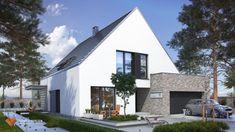 JACHTOMA 4 - Domy z Sercem - gotowe projekty domów jednorodzinnych