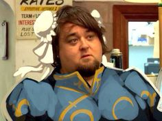 Chumlee. Pawn Stars, Female Fighter, Fighting Games, Street Fighter, Number One, Cute, Facebook, Kawaii
