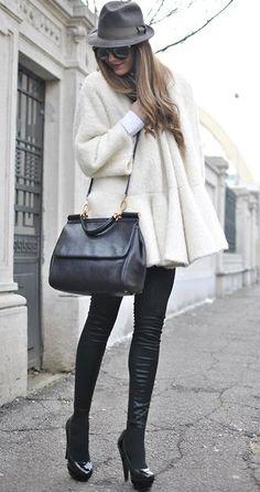 Fabulous Winter Fashion Finds on Pinterest