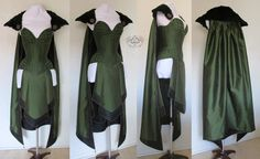 Oh, this is happening for Fallon. Battle gear in her teprean colors. Lady Loki Costume by AnchronismInAction