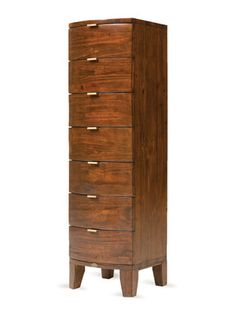 Bahama Lingerie Chest by Four Hands ::  – Hand-crafted of reclaimed and recycled wood  – Jamaican Sunset finish  – Measures 56 inches in 16 inches in depth by 16 inches in height