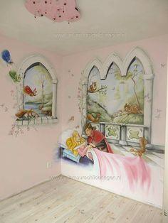 Wandmalerei kinderzimmer vorlagen - Kinderzimmer streichen vorlagen ...