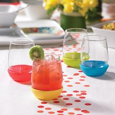 NEW Marissa Cheers Glasses | Princess House #Weekend #Cocktails #Summer #Entertaining