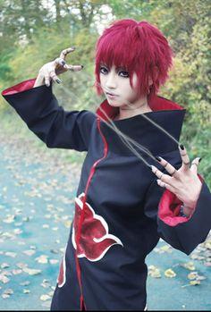 amazing Sasori cosplay すごい