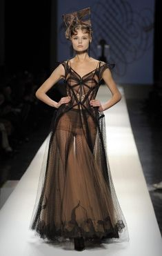 2009 Paris Fashion Week - Jean Paul Gaultier Fashion Show