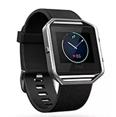 Fitbit BLAZE Smart Fitness Watch w/ Heart Rate Monitor Multiple Sizes. This Fitbit Blaze Smart Fitness Watch is in Used condition. Fitbit Blaze Smart Fitness Watch and Charging cable. Fitness Tracker, Training Fitness, Cardio Training, Fitness Goals, Fitness Style, Health Fitness, Fitness Tips, Fitness Band, Fitness Workouts