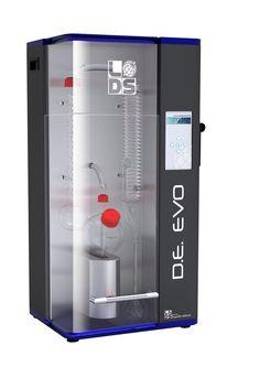 http://www.boustens.com/destilador-extractor-de-evo/ Sistema de destilación y extracción de ácidos para análisis de licores, vinos, jugos...