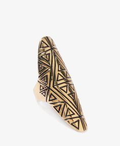 Tribal Knuckle Ring | FOREVER21 - 1000043340