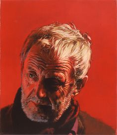 """Amazing paintings from portrait and figure painter David Cobley at http://www.davidcobley.com/ """"Edward"""""""