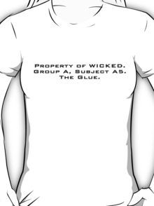 Property of WICKED - Newt T-Shirt