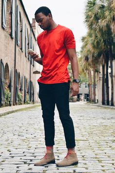 Terence M., 22, Charleston SC.      Submitted by: tmphenomenon  Menswear | Streetstyle
