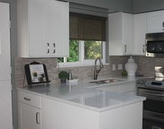 Where To End Kitchen Backsplash Houzz