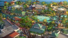 Downtown Disney makes way for Disney Springs name tomorrow