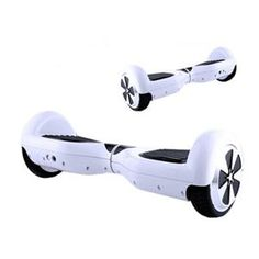 Two Wheel Electric Scooter Wht