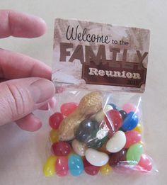 hawaiian party ideas for family reunion | Inexpensive Party Favors for the Family Reunion