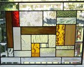 geo stained glass