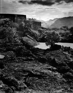 Image result for el pedregal garden Luis Barragán