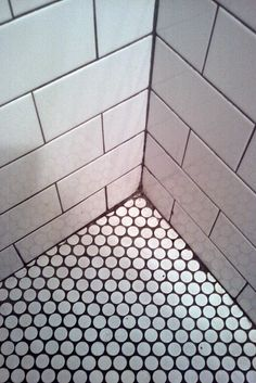 Subway tile and hexa tile