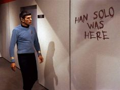 Who wants to bet Kirk did this for a prank?