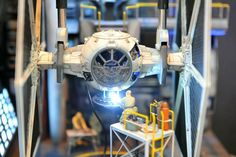 These Star Wars and Gundam Dioramas Will Totally Blow your Mind [Picture Gallery] | Geeks are Sexy Technology News