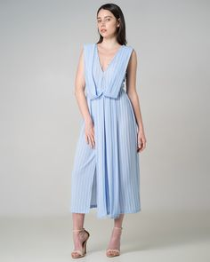 Shop our gorgeous range of women's ethical and sustainable fashion from Australian label Indecisive. Luxe modern & elegant designs from surplus fabric stock. Slow Fashion, Ethical Fashion, Womens Fashion, Blue Dresses, Women's Dresses, Smart Casual, Boutique Dresses, Sustainable Fashion, Dress Outfits
