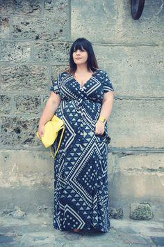 Evans Maxi Dress