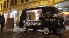 Coffe Avenue - Brand experience on wheels