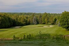 Blue Springs Golf Club - Acton, Ontario (this is also the first course I worked at)