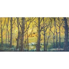 """Paintings - FREE COURIER --- """"MISTY MORNING ACTIVITY"""" Painting by KAROO Artist, Cherie Roe Dirksen 250x500x40 for sale in Barrydale (ID:460250997) Morning Activities, South African Artists, Art Auction, Original Art, Paintings, Board, Free, Paint, Painting Art"""