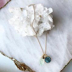 Mix and match meaningful Green Gemstones. Green Amethyst & Marbled Jasper pendants make a striking duo #jasper #flatlay #gemstones #necklace #jewelry #jewellery #quartz #crystals #love #earth #nature #greenbeauty