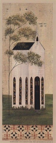 The White Church by Dotty Chase,