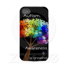Autism Awareness G4 Case-Mate Case Iphone 4 Cover from Zazzle.com