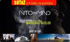 SÚŤAŽ o 4 lístky na premiéru INTO the MIND