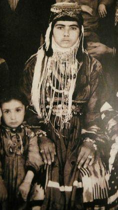 Kurdin aus der Region Sêwaz