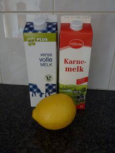 Zelf kaas maken kan iedereen! Je hebt er geen speciale dingen voor nodig. Ingrediënten: -een liter karnemelk -een liter volle melk -een p...