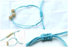 easy bracelet DIY