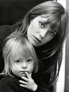 Les franges les plus memorables de tous les temps - Jane Birkin