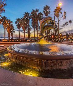 Stearns Wharf, Santa Barbara  ~❥                                                                                                                                                                                 More