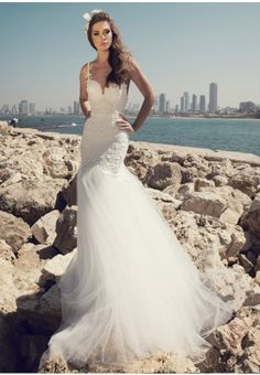 A&J Designers AJ108 Magnolia Wedding Dress