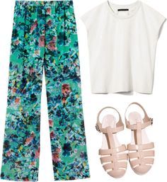 """""""Ethnic prints (3)"""" by inesfranco ❤ liked on Polyvore"""