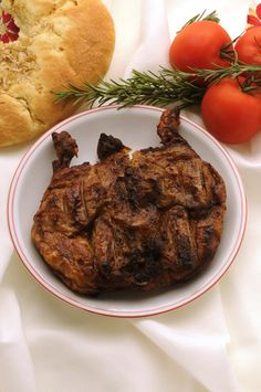 La ricetta per preparare il pollo alla diavola alla romana in padella in maniera semplice, veloce e appetitosa. Kfc, Gnocchi, Italian Recipes, Nom Nom, Steak, Pasta, Beef, Cooking, Carne