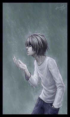 But then you wonder...... Did he really die????? Or was he a SHINIGAMI!!!!!!